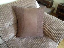 4 22 pulgadas De Moda Marrón 3 Panel Cushion Covers,? por qué comprar de ahora?