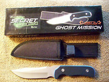 Ghost Mission Fixed Knife 16-477B(60)