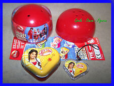 ۞ Gabriella, High School Musical Pendant and Heart box ۞