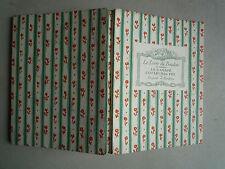 1928 LE CANAPE COULEUR DE FEU DE FOUGERET DE MONTBRON CHEZ BIBLIO DES CURIEUX