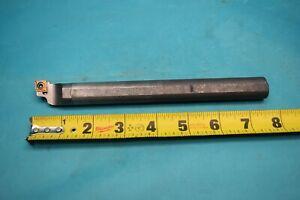 """3//8/"""" SOLID CARBIDE BORING BAR 4-3//4/"""" long   E06-SCLCR2"""