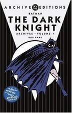 Batman: The Dark Knight Archives, Vol. 1 DC Archives Edition