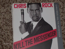 """""""Chris Rock: Kill the Messenger"""" Emmy Prview DVD HBO Show! Collector DVD"""