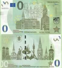 Biljet billet zero 0 Euro Memo - Munchen Alter Peter (066)