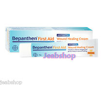 30 g. BEPANTHEN First Aid wound healing cream Antiseptic ulcer burn skin inflame