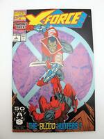 X-Force #2 (NM+) 9.6 Marvel Comics, 1st Appearance of Weapon X II, Deadpool