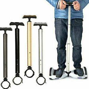 """6.5"""" Adjustable Handle Strut Stent Rod For Hover Board Scooter Balance Beginner"""