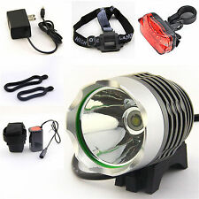 5000LM CREE XM-L T6 LED Head Front Bicycle Lamp Bike Light Headlamp Headlight