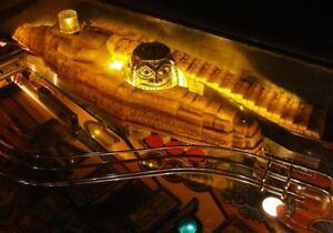 Indiana Jones Pinball Ruin - Idol Light Mod Kit