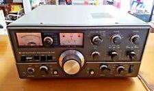 Vintage Kenwood TS-520 Ham Radio Transceiver SSB -TESTED WORKING w/Power Cord