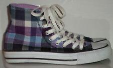 REJECT * Coole Sneaker * Chucks * Schuhe * Gr.38 * kariert * TOP wie NEU
