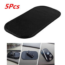 5Pcs Dashboard Sticky Pad Non-slip Car Magic Anti-Slip Mat Holder For Cell Phone