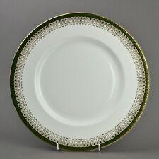 Royal Grafton Majestic Green Bone China Dinner Plate 27cm