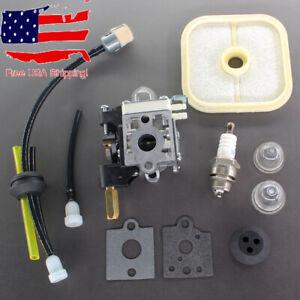 Carburetor Kit For Echo SRM-266 PPT-266 PE-266 SHC-266 HCA-266 PAS-266 266S 266T