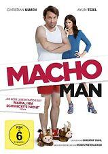 DVD * MACHO MAN - CHRISTIAN ULMEN # NEU OVP §
