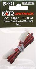 "Kato 24-841 Unitrack Turnout Extension Cord 90cm (35"")"