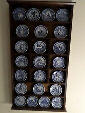 24 Vintage Royal Copenhagen Mini Fairy Tale Plates