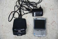 HP IPAQ hw 6510 Pocket PC - Netzteil - Dockingstation - PDA