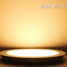 12 Watt LED Round Ceiling/POP/False Ceiling Panel Light Roof Down Lighters warm
