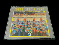 Jerry Garcia Jerry Garcia Band CD 1990 Live JGB 2-CD 1991 Arista Grateful Dead