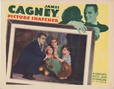 PICTURE SNATCHER 1933 James Cagney Tabloid Photographer Warner Bros Crime Drama