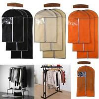Breathable Garment Suit Dress Coat Shirt Clothes Dust Cover Travel Bags Carrier