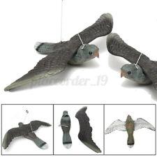 More details for garden fake flying hawk hunting decoy bird pigeon scarer pest deterrent outdoor