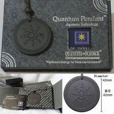 Quantum Pendant Necklace Scalar Bio Energy Power Magnetic Chain Protection US CA