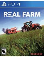 Real Farm PS4 PlayStation 4