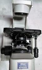 Nikon Eclipse E400 Binocular Upright Microscope