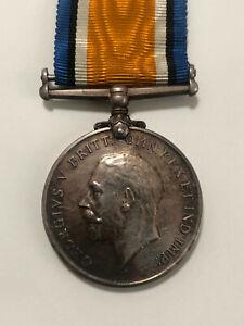 AUSSIE BRITISH WAR MEDAL TO 57 BN AIF