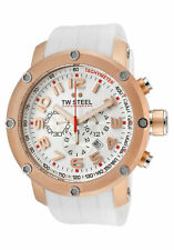TW Steel Armbanduhr mit Datumsanzeige