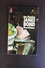 IAN FLEMING JAMES BOND 007 PAN BOOKS MOONRAKER PHOTO COVER 26th VGF BRITISH