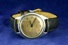 Watch With Swiss Hand-Wind Movement Vintage Mens Benrus Shock Absorber