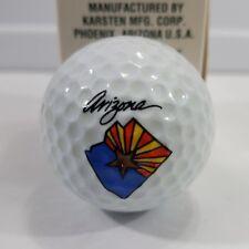 Ping Zing By Karsten Golf Balls Sleeve 1992 Arizona (3) Three Balls New In Box
