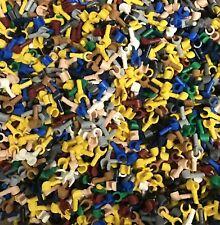 LEGO LOT OF 50 NEW MINIFIGURE HANDS GLOVES MIXED GRAB BAG PARTS