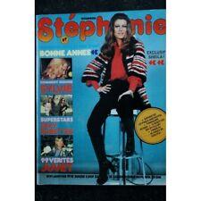 Stéphanie 37 nouveau janv. 1978 Sheila cover - Sylvie N. Peyrac Martin Circus C