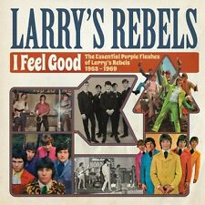 Larry's Rebels - I Feel Good: The Essential 1965-69 [New CD] UK - Import