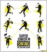 Swing - Super Junior (2014, CD NEU)
