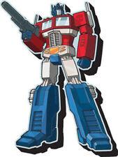 Transformers Movie Optimus Prime Figure Chunky 3-D Die-Cut Magnet NEW UNUSED