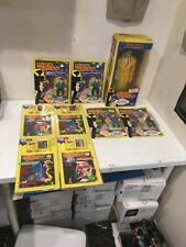"Vtg 1990 DICK TRACY LOT Playmates WARREN BEATTY 15"" Doll Figure Collectors"