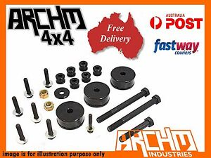 FRONT DIFF DROP KIT TO SUIT 2+ INCH LIFT KIT FOR TOYOTA LANDCRUISER LC200 LC202