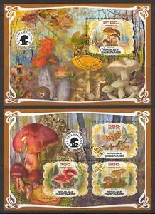 SVVGTA C66 limited 2019-2020 Flora Mushrooms 2 sheets