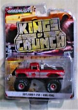 2018 GreenLight 1975 Ford F-250 King Kong (Kings of Krunch) Series 1 Ships W.W.