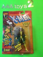 X-Men ROGUE  Orange Card Marvel Comics Action Figure MOC 1994