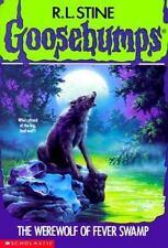 The Werewolf of Fever Swamp (Goosebumps, No.14)-ExLibrary