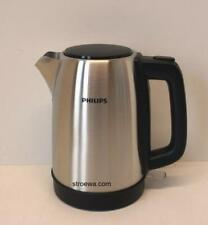 Philips HD9350/90 Wasserkocher silber/schwarz