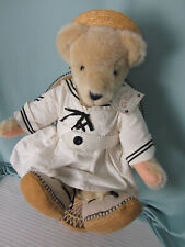 1995 Alice Vander Bear All Paws on Deck NAB 18 ins Complete Sailor Outfit NWT