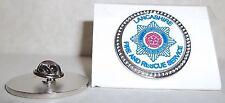 Lancashire FIRE e Rescue Service bavero pin badge