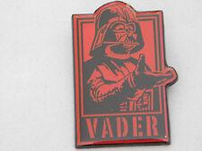 Star Wars Tokyo Disney Resort Poster Darth Vader Pin